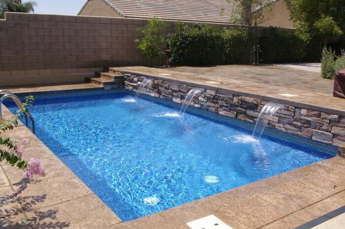 Inground Vinyl Pools - Secard Pools & Spas - Southern California
