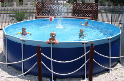 Above Ground Pools Soft Sided Best Warranty Around