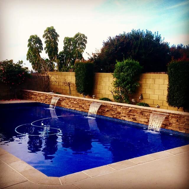 Inground vinyl pools secard pools spas southern for Vinyl swimming pool
