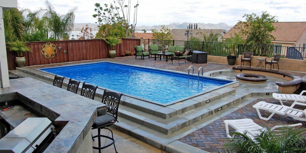 Islander® Inground Pools